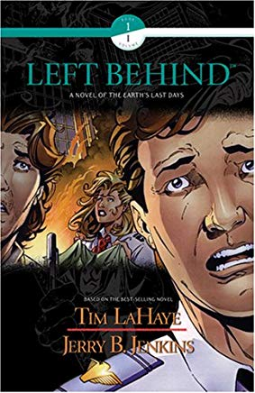 Left Behind Graphic Novel (Book 1, Vol. 1) Cover