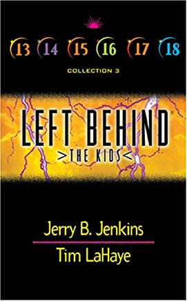 Left Behind: The Kids: Collection 3: Volumes 13-18 Cover