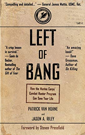 Left of Bang: How the Marine Corps' Combat Hunter Program Can Save Your Life Cover