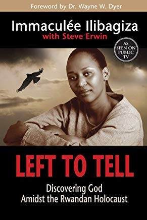 Left to Tell: Discovering God Amidst the Rwandan Holocaust Cover