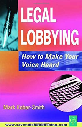 Legal Lobbying Cover