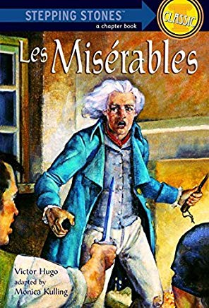 Les Miserables (A Stepping Stone Book) by Victor Hugo (1995-03-14) Cover