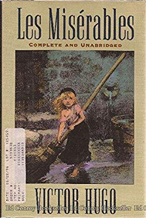 Les Miserables: Complete and Unabridged Cover