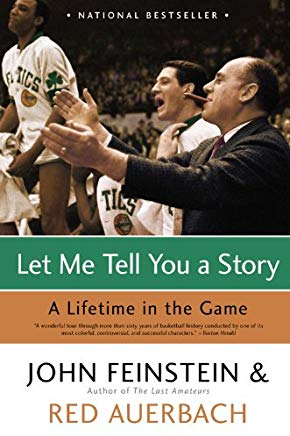 Let Me Tell You a Story: A Lifetime in the Game Cover