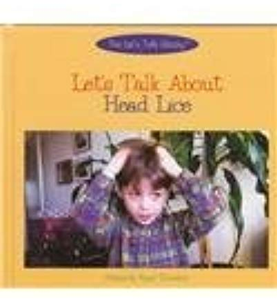 Let's Talk About Head Lice (The Let's Talk Library) Cover