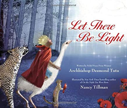 Let There Be Light Cover