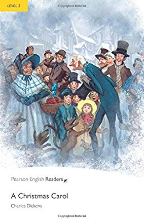 Level 2: A Christmas Carol (2nd Edition) (Penguin Readers, Level 2) Cover