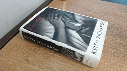 Life by Richards, Keith (2010) Hardcover Cover