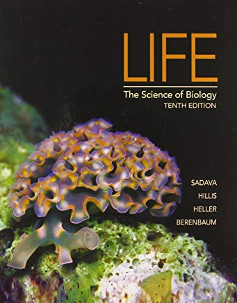 Life: The Science of Biology: w/BioPortal Access Card (12 Month) Cover