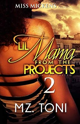 Lil Mama From The Projects 2 (Volume 2) Cover