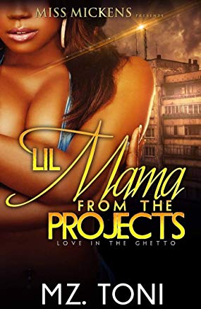 Lil Mama From The Projects: Love In The Ghetto Cover