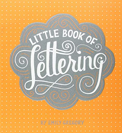 Little Book of Lettering Cover