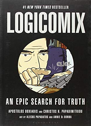Logicomix: An epic search for truth Cover