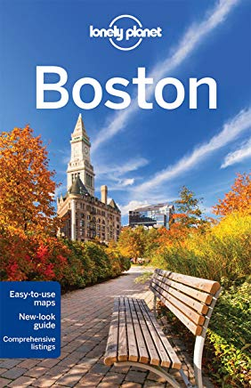 Lonely Planet Boston (Travel Guide) Cover