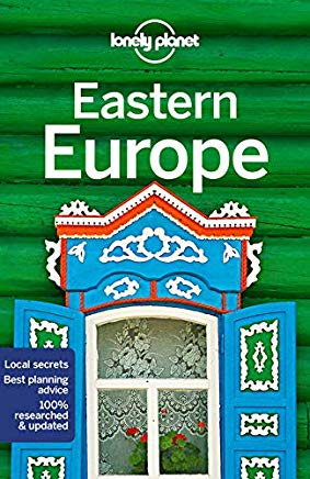 Lonely Planet Eastern Europe (Travel Guide) Cover