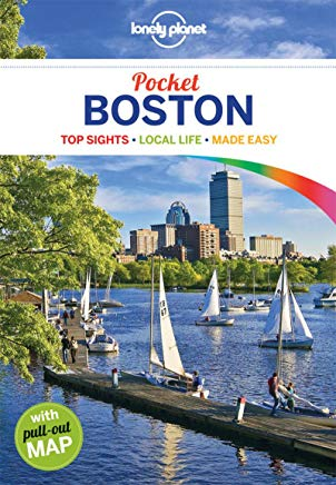Lonely Planet Pocket Boston (Travel Guide) Cover
