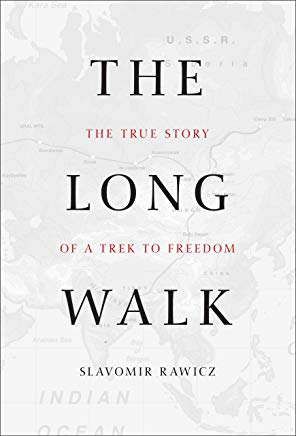 Long Walk: The True Story Of A Trek To Freedom Cover