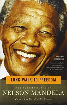 Long Walk to Freedom: The Autobiography of Nelson Mandela Cover