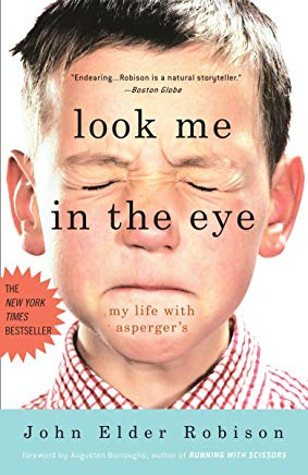Look Me in the Eye: My Life with Asperger's Cover