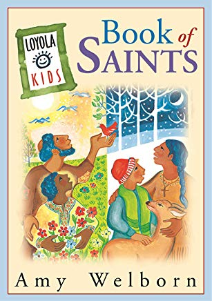 Loyola Kids Book of  Saints Cover