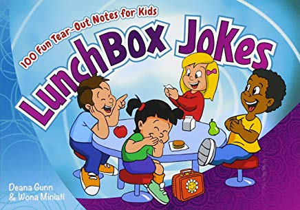 Lunchbox Jokes: 100 Fun Tear-Out Notes for Kids Cover