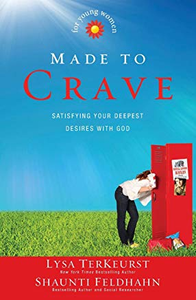 Made to Crave for Young Women: Satisfying Your Deepest Desires with God Cover