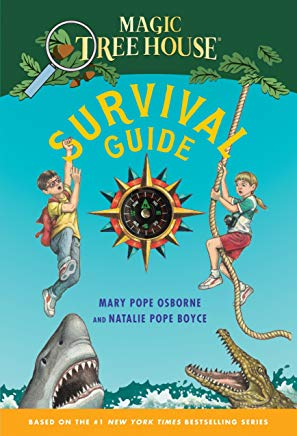 Magic Tree House Survival Guide (Magic Tree House (R)) Cover
