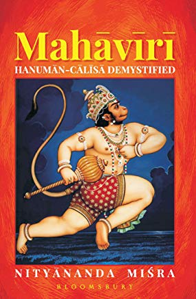 Mahaviri: Hanuman Chalisa Demystified Cover