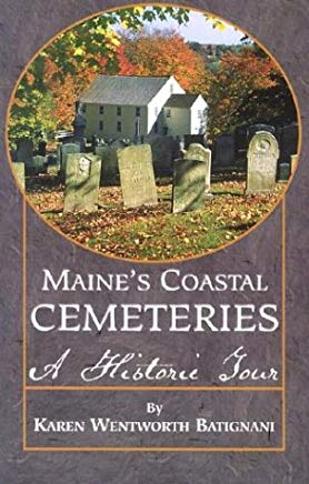 Maine's Coastal Cemeteries Cover