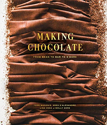 Making Chocolate: From Bean to Bar to S'more Cover