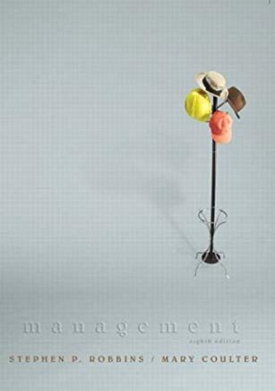 Management (8th Edition) Cover