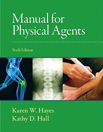 Manual for Physical Agents (6th Edition) Cover