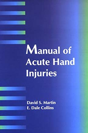 Manual of Acute Hand Injuries Cover