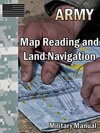 Map Reading and Land Navigation Cover