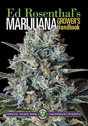 Marijuana Grower's Handbook: Your Complete Guide for Medical and Personal Marijuana Cultivation Cover