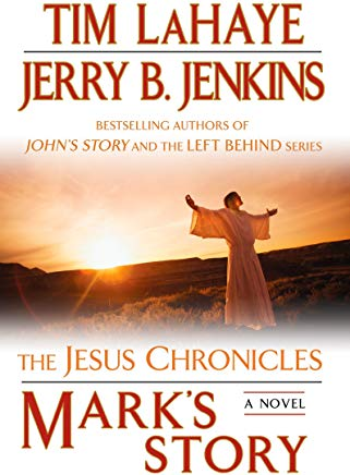 Mark's Story: The Gospel According to Peter (The Jesus Chronicles) Cover