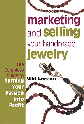 Marketing and Selling Your Handmade Jewelry Cover