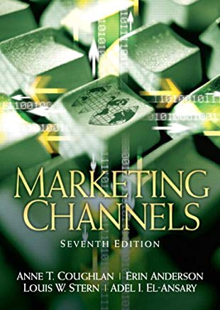 Marketing Channels (7th Edition) Cover