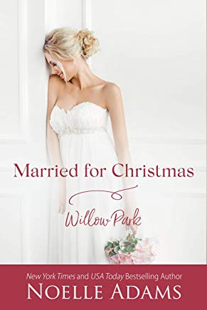 Married for Christmas (Willow Park Book 1) Cover