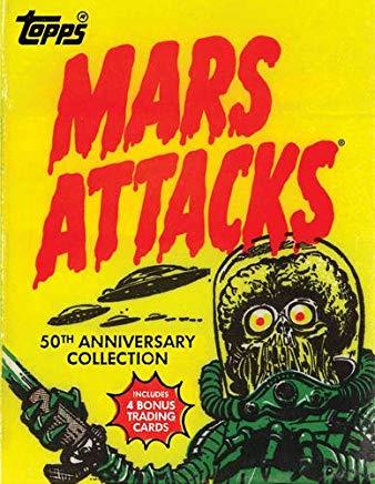 Mars Attacks (Topps) Cover
