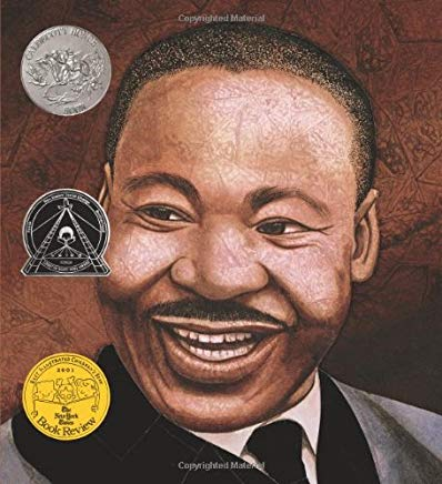 Martin's Big Words: The Life of Dr. Martin Luther King, Jr. Cover