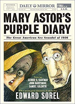 Mary Astor's Purple Diary: The Great American Sex Scandal of 1936 Cover