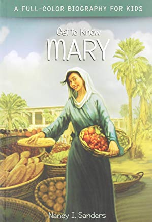 Mary (Get to Know) Cover