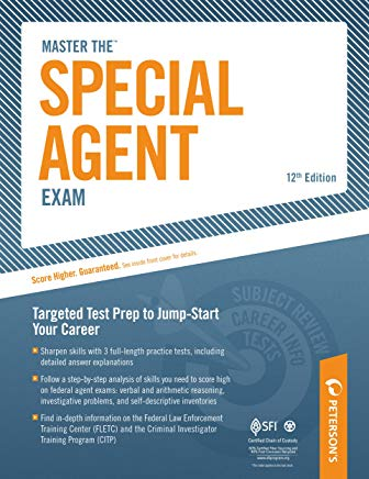 Master The Special Agent Exam Cover