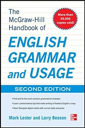McGraw-Hill Handbook of English Grammar and Usage, 2nd Edition Cover