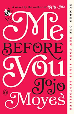 Me Before You (Me Before You Trilogy) Cover
