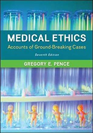 Medical Ethics: Accounts of Ground-Breaking Cases Cover