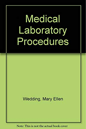 Medical Laboratory Procedures Cover
