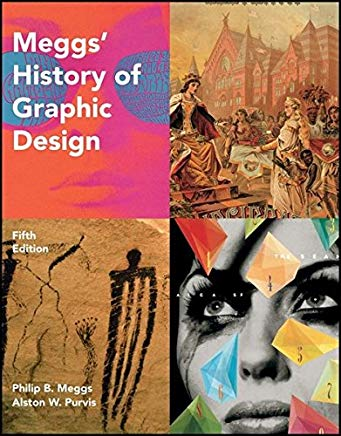 Meggs' History of Graphic Design Cover