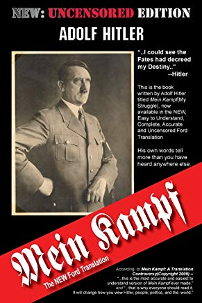 Mein Kampf: The New Ford Translation Cover